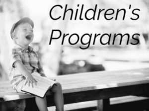 Children's Programs Logo