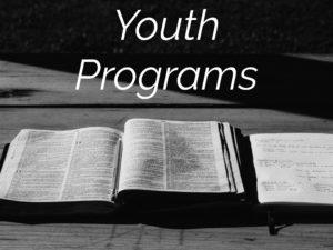 Youth Programs Logo