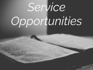 Service Ministries Logo